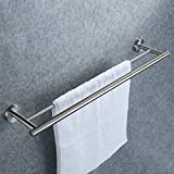 Doppelter Handtuchhalter, Dailyart Badezimmer Handtuchstange...